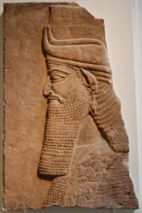 Assyrian Bull-man