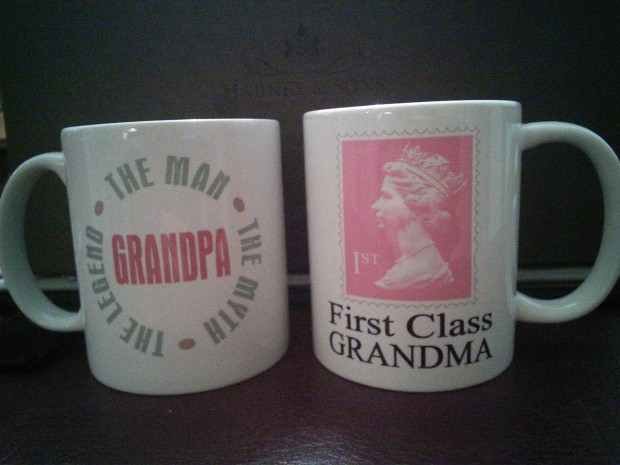 Grandparent Mugs